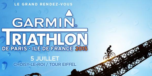 image officielle triathlon de paris 2015